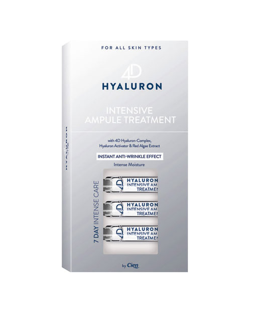 Cien 4D Hyaluron Intensive Ampule Treatment
