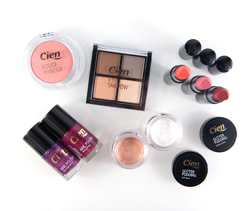 Cien Winter Makeup 2020 Collection Million Sparkles