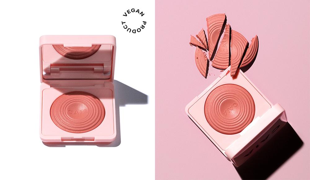 Bilder på CAIA Peach Sorbet Blush