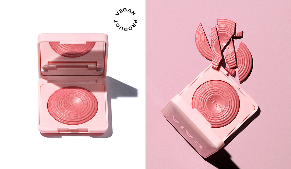 Bilder på CAIA Wild Strawberry Blush