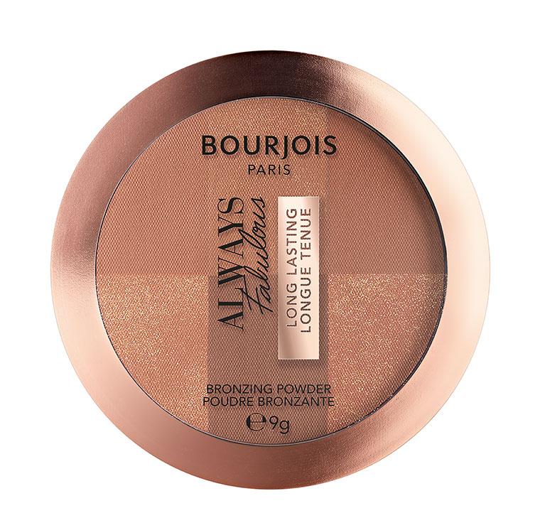 Bourjois Always Fabulous Bronzer 002 Dark