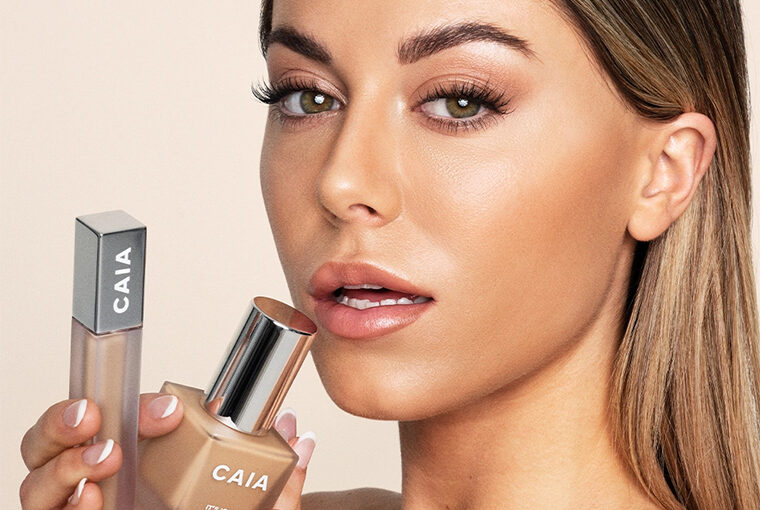 Nyhet! CAIA Foundation & Concealer