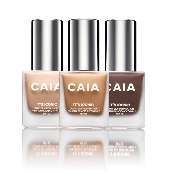 CAIA It's Iconic Foundations