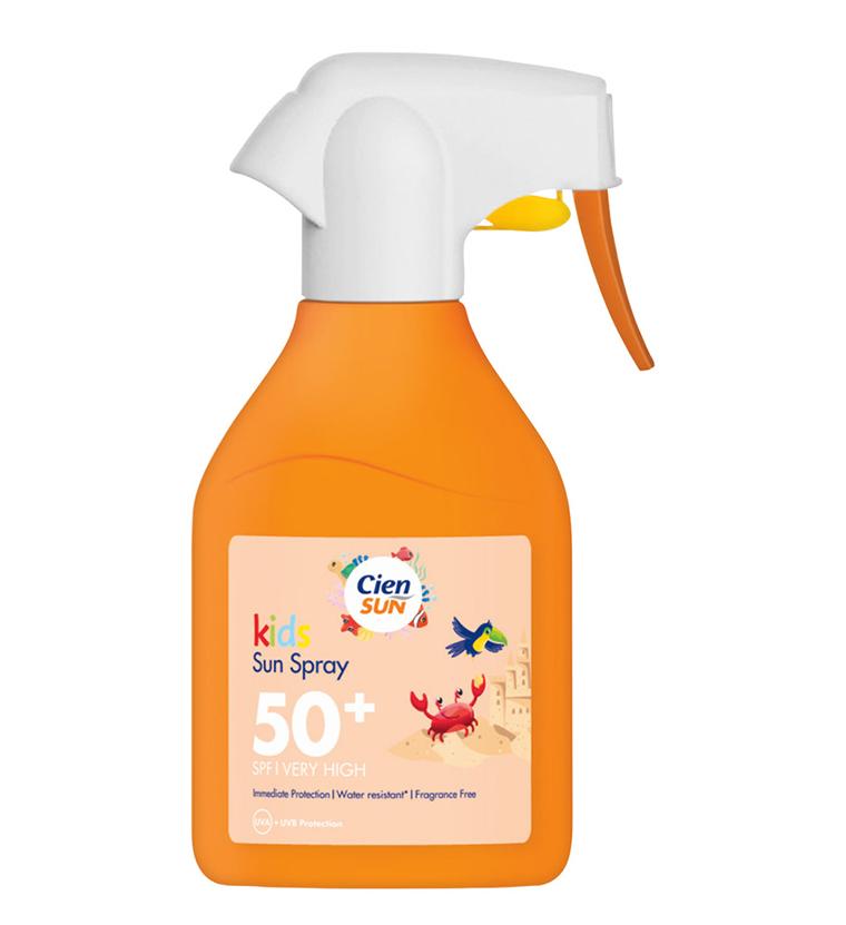 Cien Sun Kids Sun Spray SPF 50+
