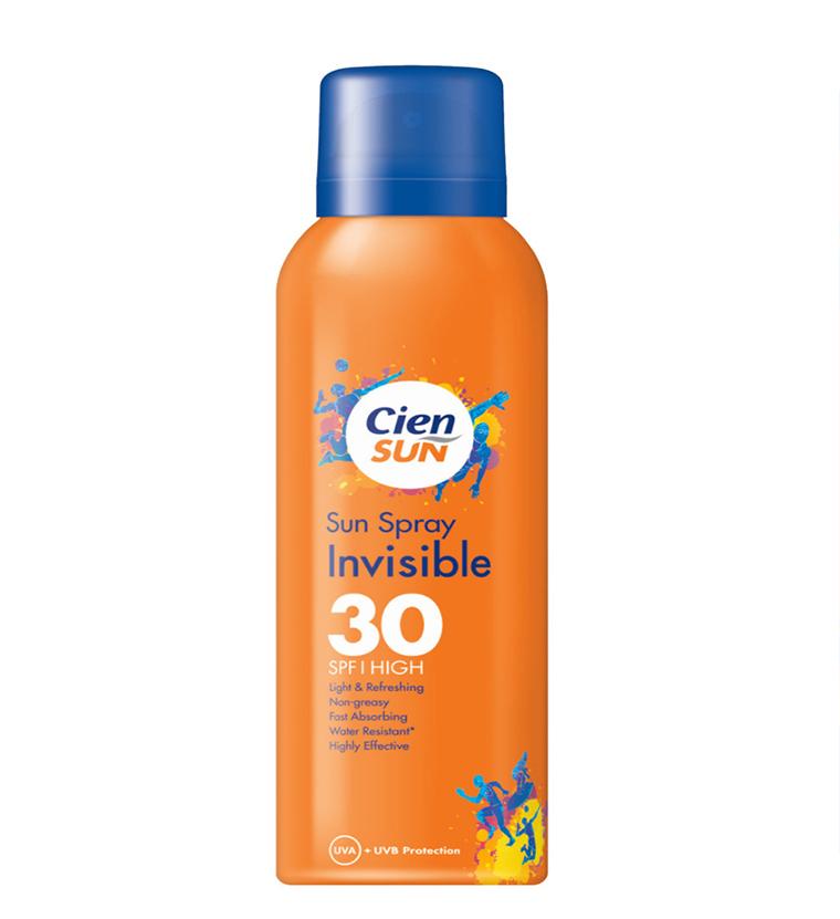 Cien Sun Sun Spray Invisible SPF 30