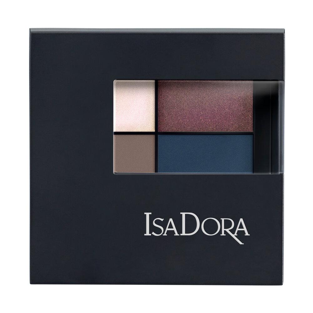 IsaDora Eye Shadow Quartet 07 Marine Style