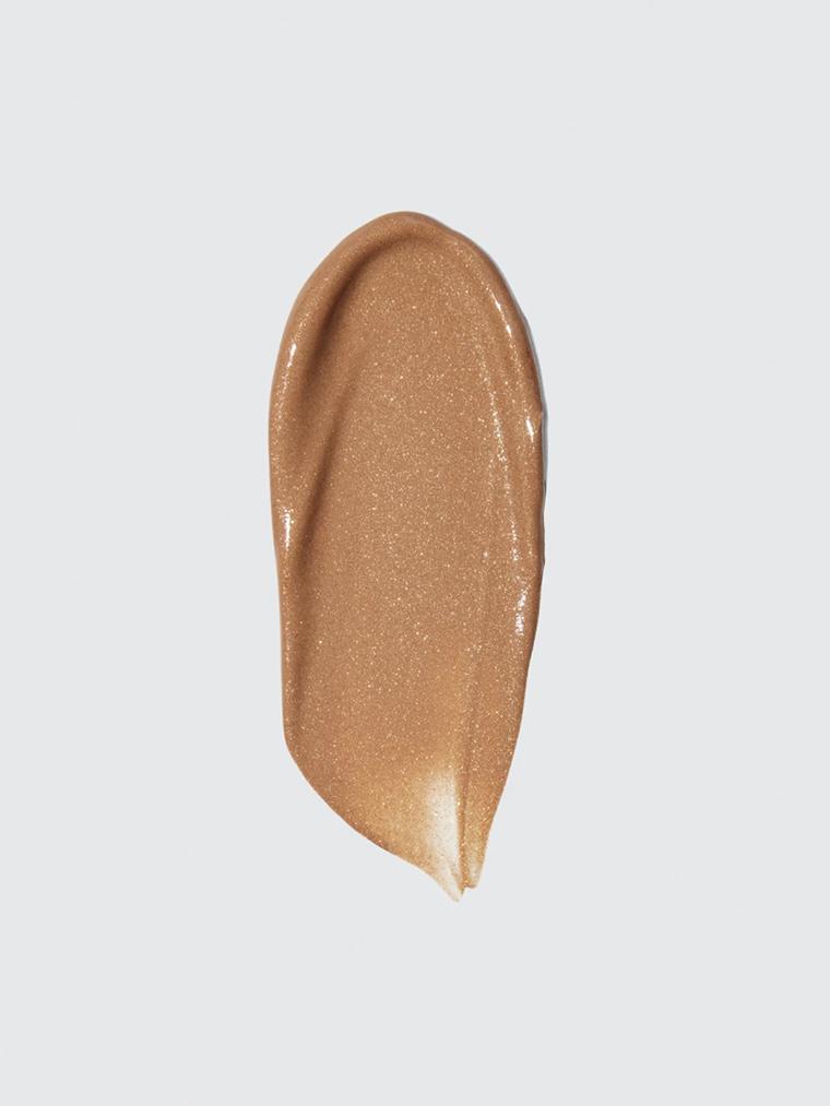 Flare Glossier Solar Paint luminous bronzer gel crème  Swatches