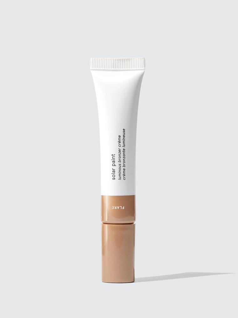 Flare Glossier Solar Paint luminous bronzer gel crème