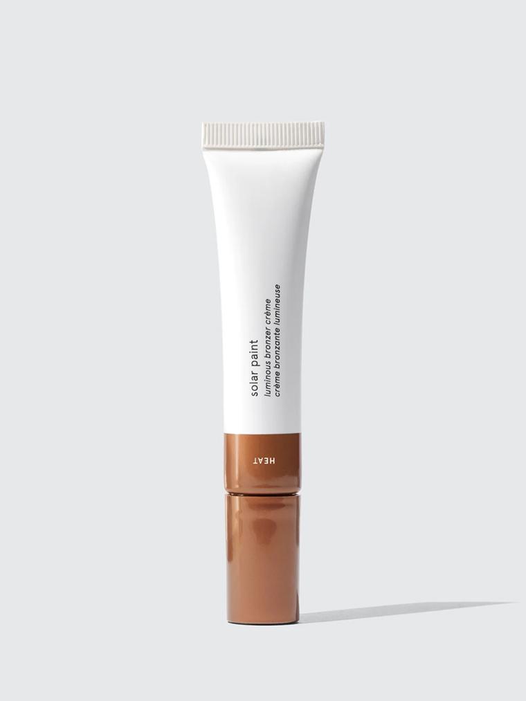 Heat Glossier Solar Paint luminous bronzer gel crème