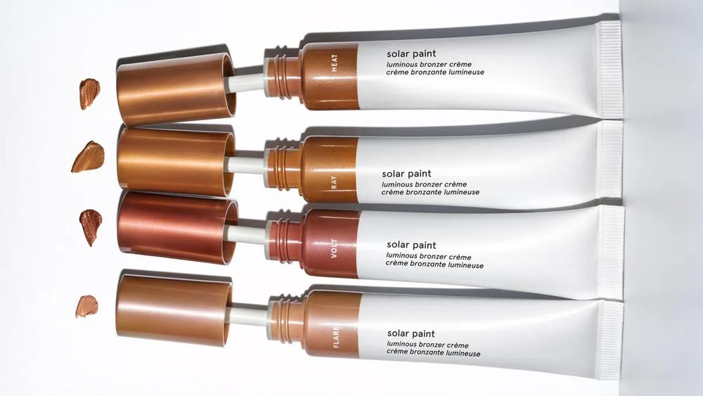 Glossier Solar Paint luminous bronzer gel crème