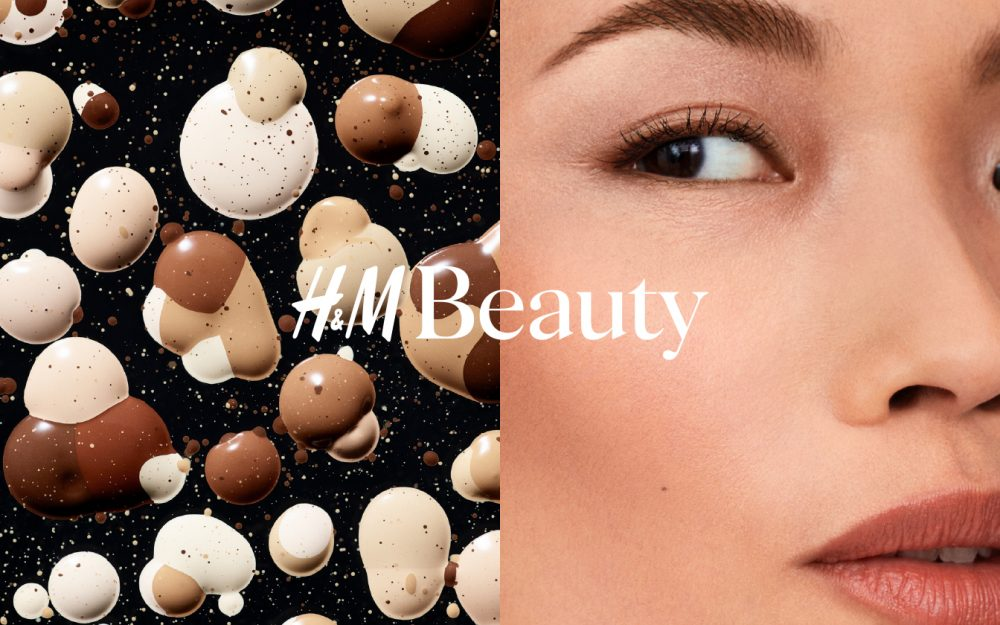 H&M Beauty Foundation & Concealer Swatches