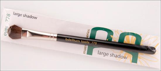 Bdellium Tools 778 Maestro Large Shadow Brush
